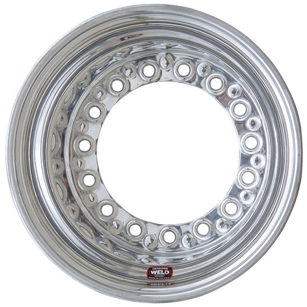 "Weld Wide 5 XL Standard 5"" Wheel w/o Cover - (15"" x 14"")"