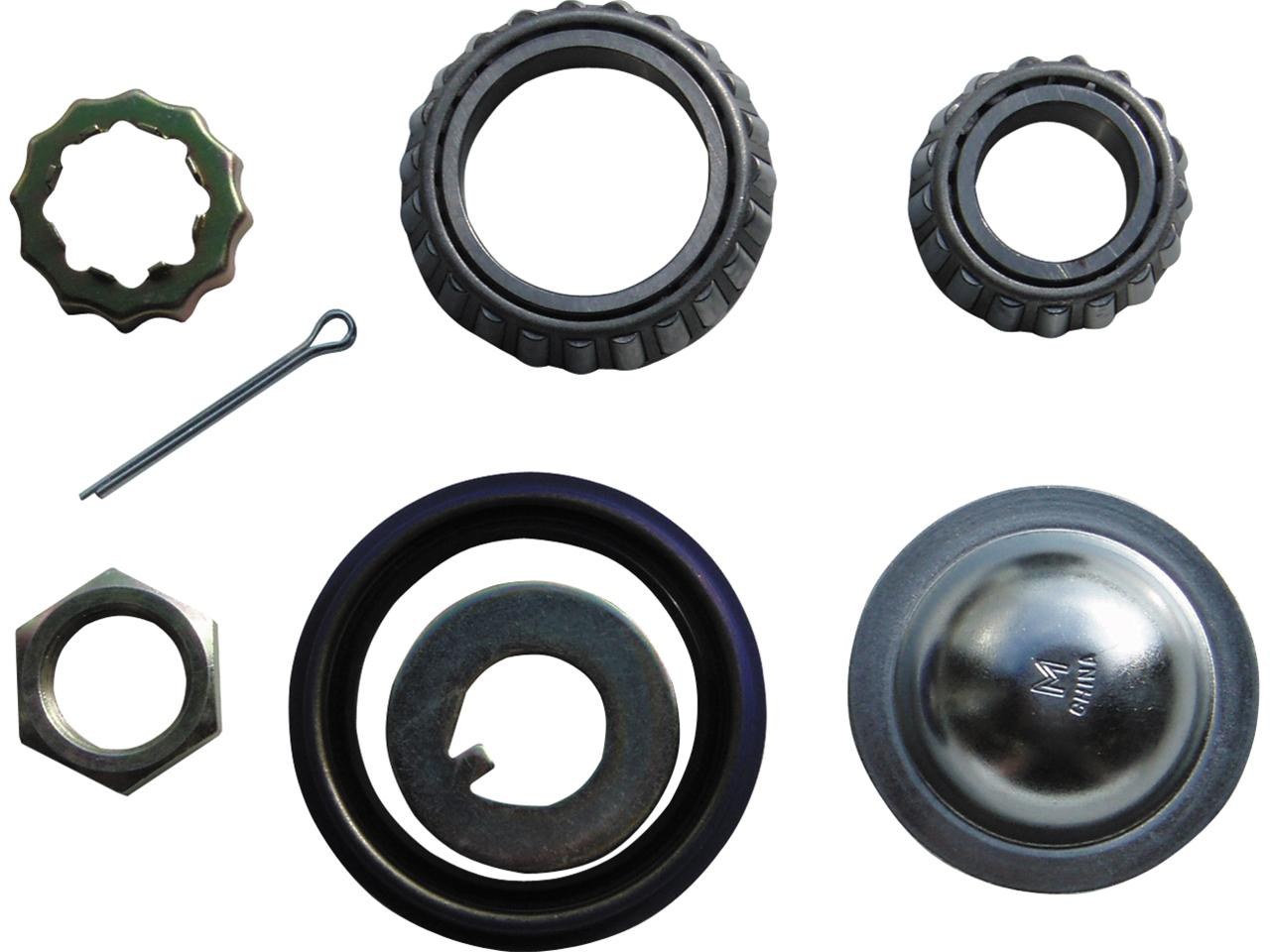 Wilwood Hybrid/Pinto Front Hub Install Kit