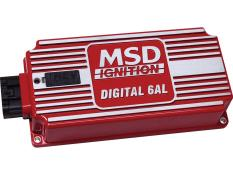 Picture of MSD 6AL Digital Ignition Box -  w/Rev Limiter