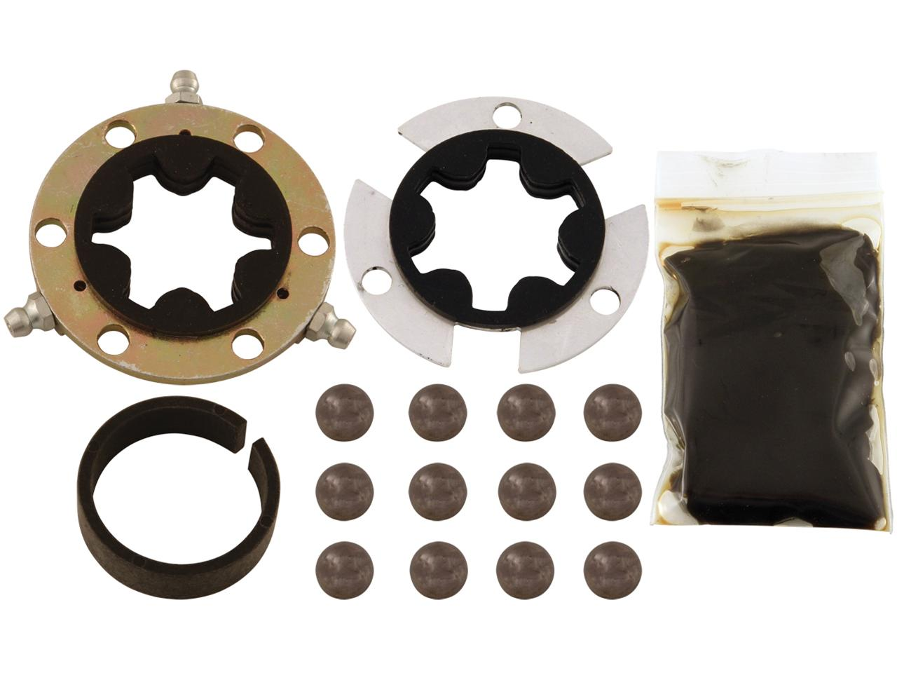 Picture of Bert Ball Spline Overhaul Kit - Double Seal w/ Zerks