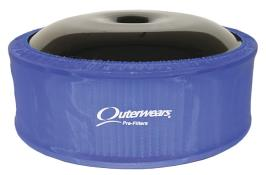 """Outerwears R2C 5"""" Offset Pre Filter - (Blue)"""