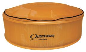 Outerwears For Air Filter With Top - (Orange)