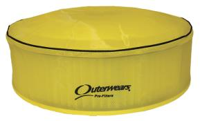 Outerwears For Air Filter With Top - (Yellow)
