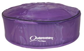Outerwears For Air Filter With Top - (Purple)
