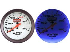 Quickcar Replacement Extreme WT Gauge - (140° - 280°)