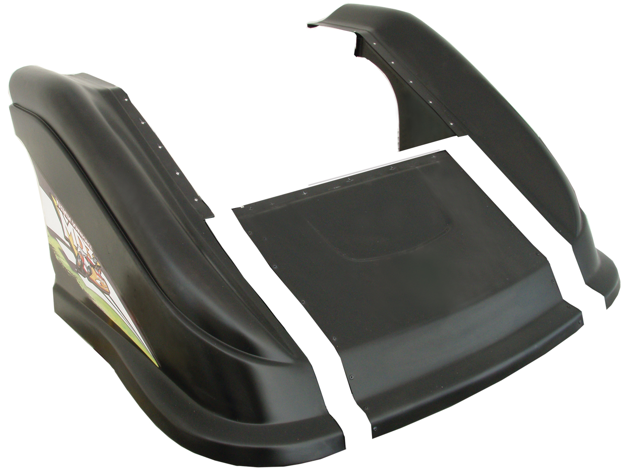 Picture of MD3 Molded Plastic Modified Nose Sides