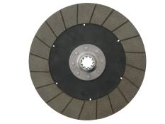"Picture of QuarterMaster 10.5"" Friction Disc - Alum Core/Steel Hub"