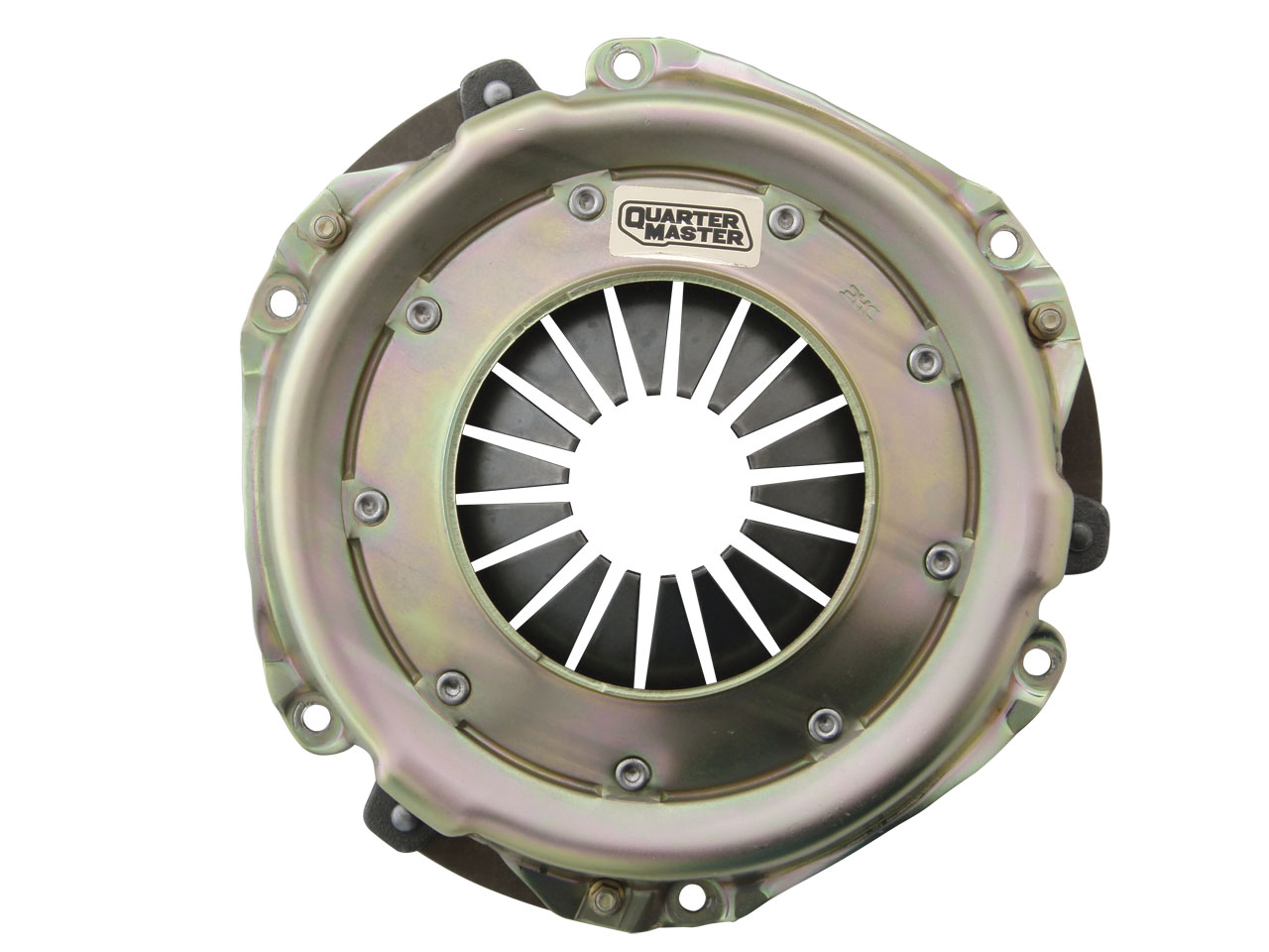 "Picture of QuarterMaster 10.5"" Steel Pressure Plate"