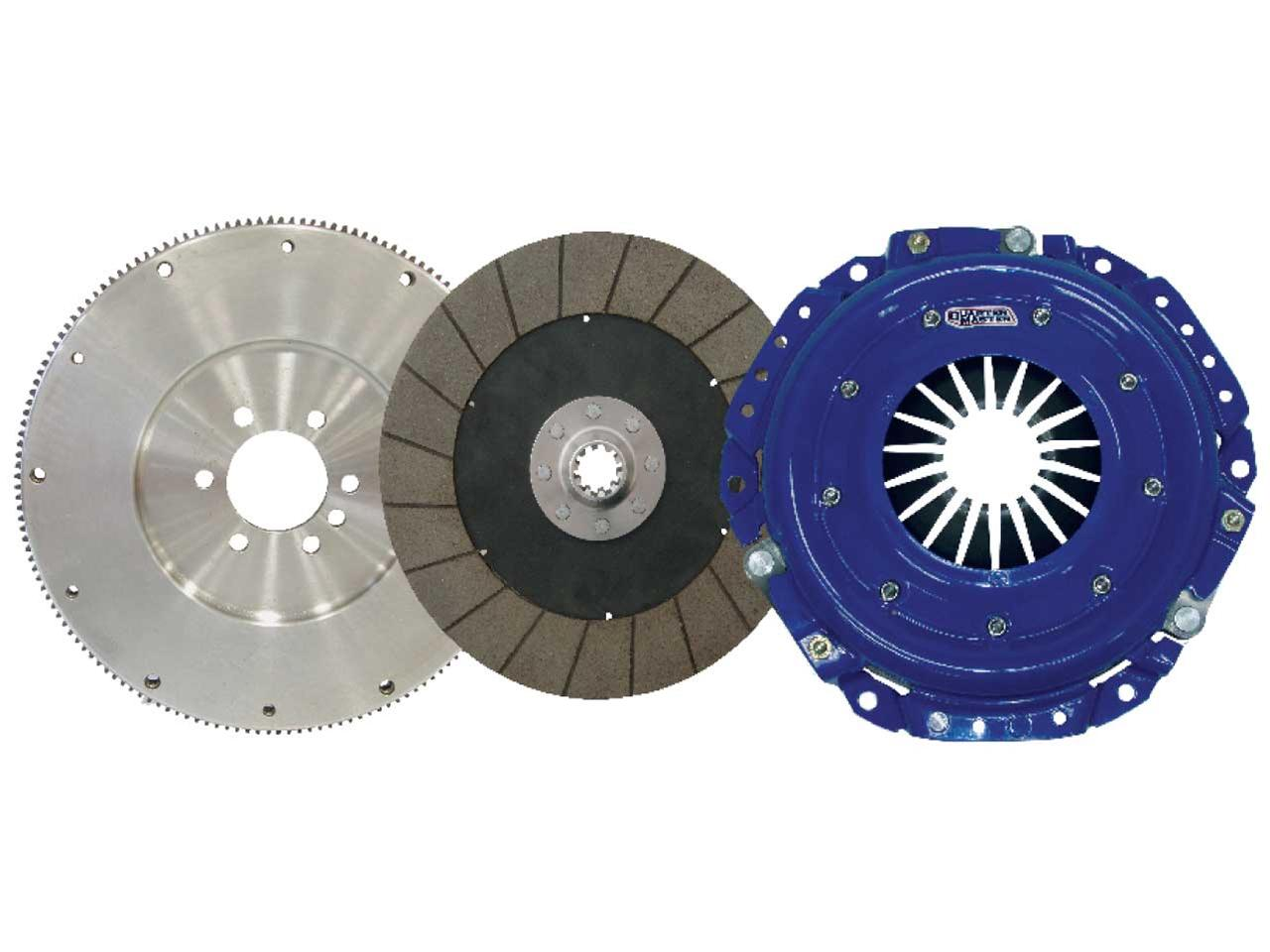 "Picture of PRP 10.5"" GM Aluminum Clutch Kit - (86 and Older)"