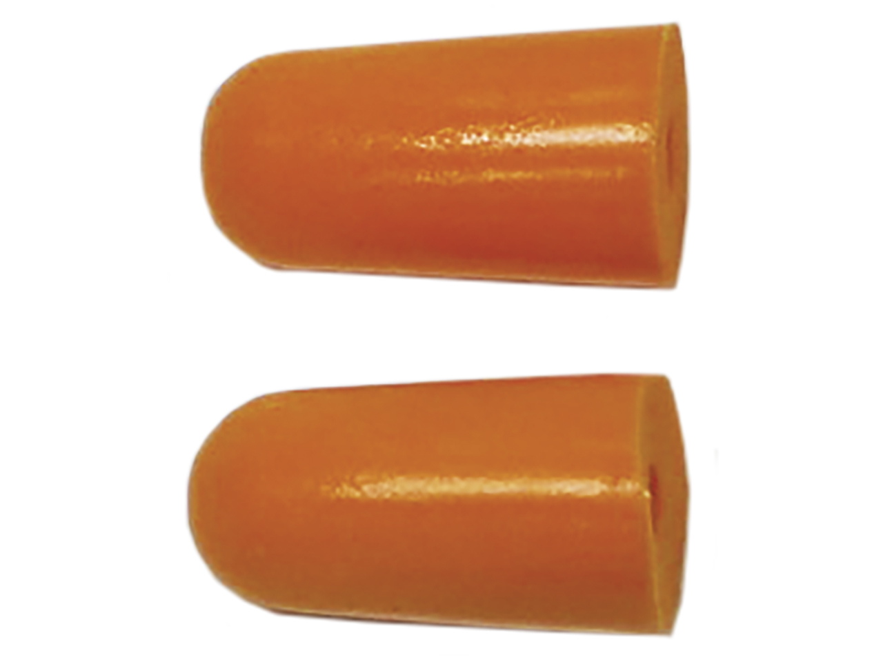 RACEcevier Ear Piece HARD Foam Replacements - (pair)
