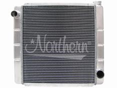 Picture of Northern 2 Row GM Aluminum Radiators