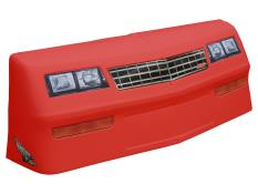 MD3 88 Monte Carlo Nose & Decal Kit - (Red - Stock Grill)