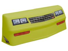 MD3 88 Monte Carlo Nose & Decal Kit - (Yellow - Stock Grill)