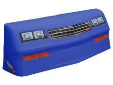 MD3 88 Monte Carlo Nose & Decal Kit -(Chev Blue-Stock Grill)