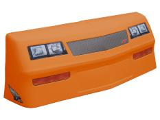 MD3 88 Monte Carlo Nose & Decal Kit - (Orange - Mesh Grill)
