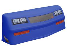 MD3 88 Monte Carlo Nose & Decal Kit - (Chev Blue-Mesh Grill)