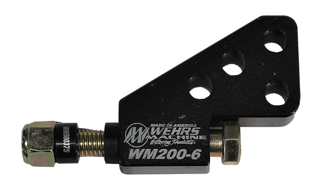 Picture of Wehrs Straight Shock Mount
