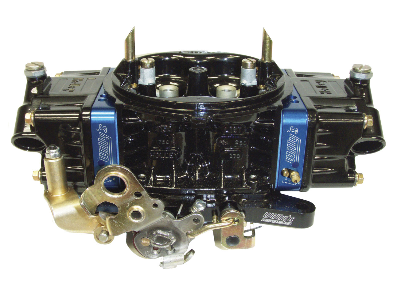 Picture of Willy's GM Crate Motor Carburetor