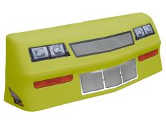 MD3 88 MC Deluxe Nose/Screen/Decal Kit - (Yellow - MC SS)