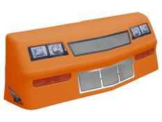 MD3 88 MC Deluxe Nose/Screen/Decal Kit - (Orange - MC SS)