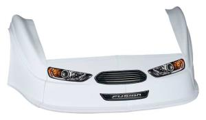 MD3 Gen 2 Nose-Fender-Decal Kit - (White - Fusion)