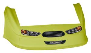 MD3 Gen 2 Nose-Fender-Decal Kit - (Yellow - Fusion)