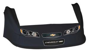 MD3 Gen 2 Nose/Fender/Decal Kit - (Black - Chevy SS)
