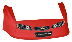 MD3 Gen 2 Nose/Fender/Decal Kit - (Red - Chevy SS)