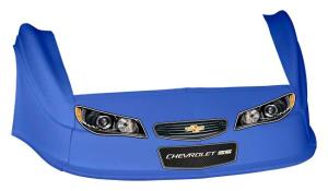 MD3 Gen 2 Nose/Fender/Decal Kit - (Chev Blue - Chevy SS)
