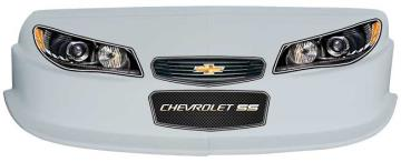 MD3 Gen 2 Nose/Decal Combo - (White - Chevy SS)