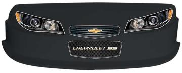 MD3 Gen 2 Nose/Decal Combo - (Black - Chevy SS)