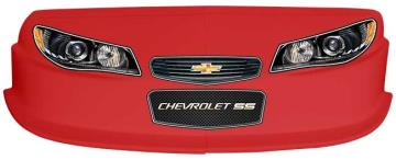 MD3 Gen 2 Nose/Decal Combo - (Red - Chevy SS)