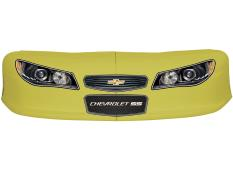 Classic Dirt Nose/Decal Combo - (Yellow - Chevy SS)