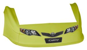 MD3 Gen 2 Nose-Fender-Decal Kit - (Yellow - Camry)