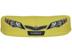 Classic Dirt Nose/Decal Combo - (Yellow - Camry)