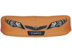 Classic Dirt Nose/Decal Combo - (Orange - Camry)