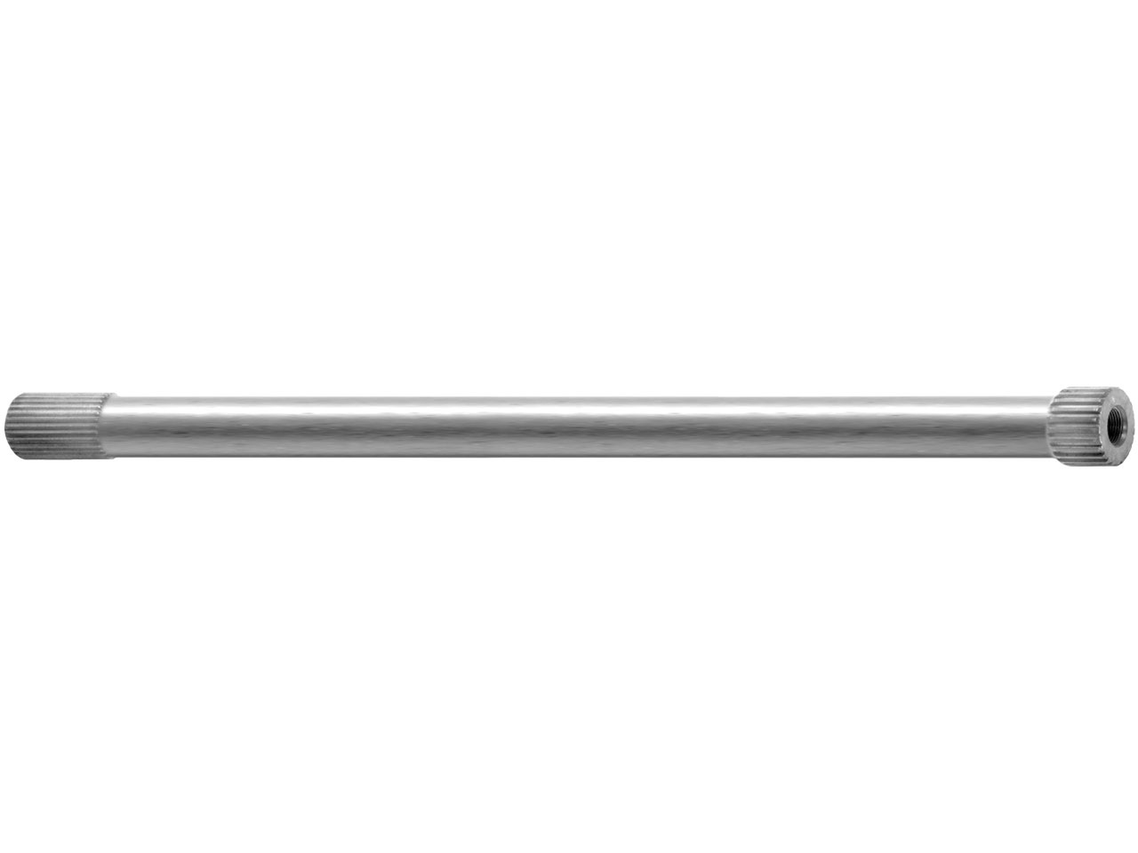 "Frankland 31 Spline Gun Drilled Axle - (28"")"