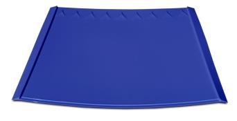MD3 Lightweight Dirt Roof - (Chevron Blue)