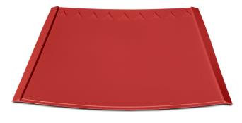MD3 Lightweight Dirt Roof - (Red)