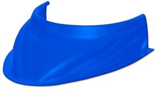 "MD3 Flat Bottom 4-3/4"" Hood Scoop - (Chevron Blue)"