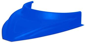 "MD3 Curved Bottom 3"" Hood Scoop - (Chevron Blue)"