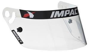 Impact Shield - Clear - Fog Free -  (Vapor-Charger-Draft)