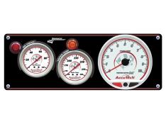 "Picture of Longacre Sportsman Gauge Panels w/Accutech 4.5"" Tach"