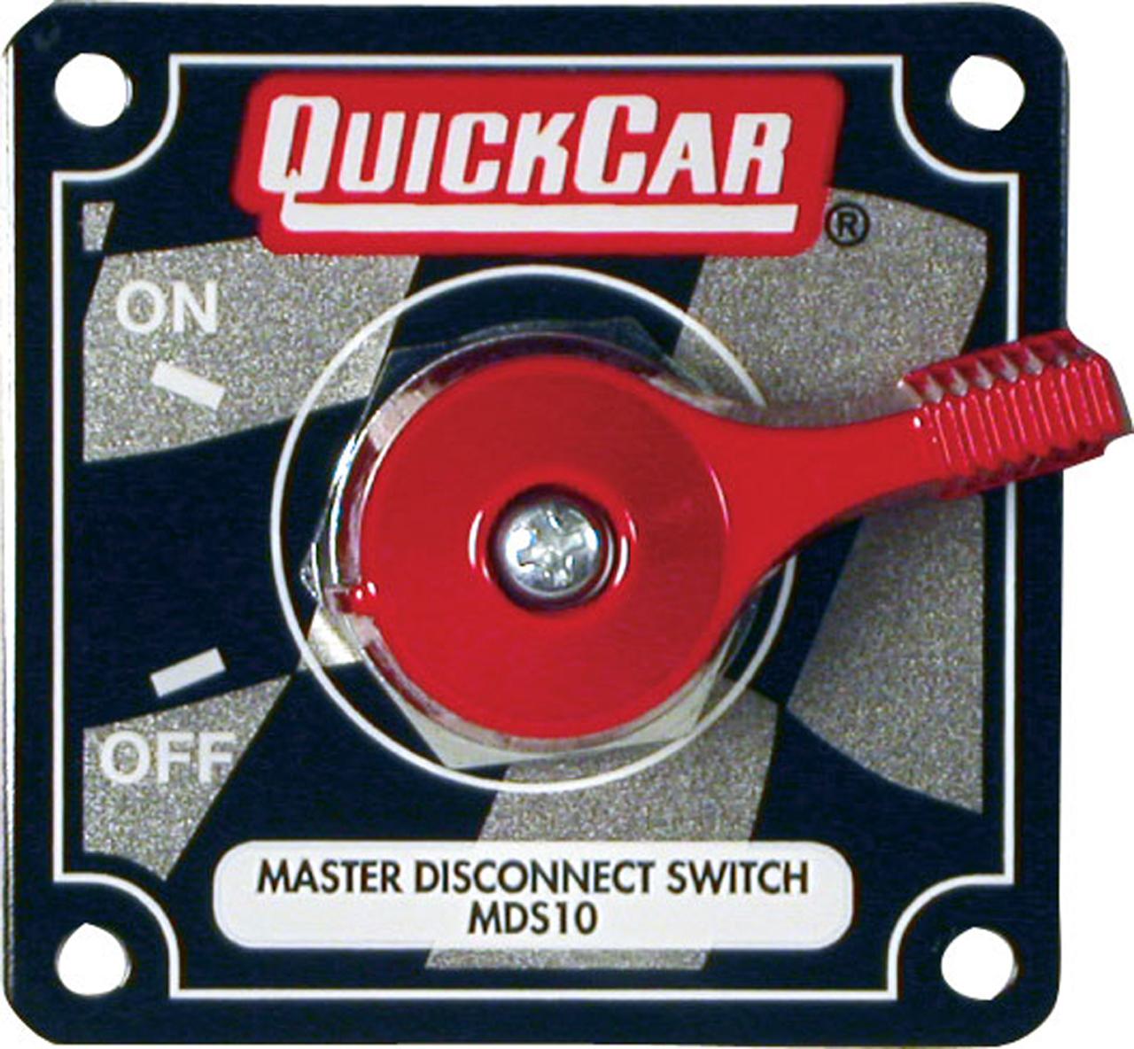 Quickcar Master Disconnect Switch with Alternator