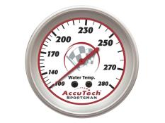 Longacre Sportsman Water Temp Gauge - (100°-280°)