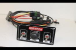 Quickcar Wiring Kit - MSD Harness w/ Switch Panel (QRP50820)