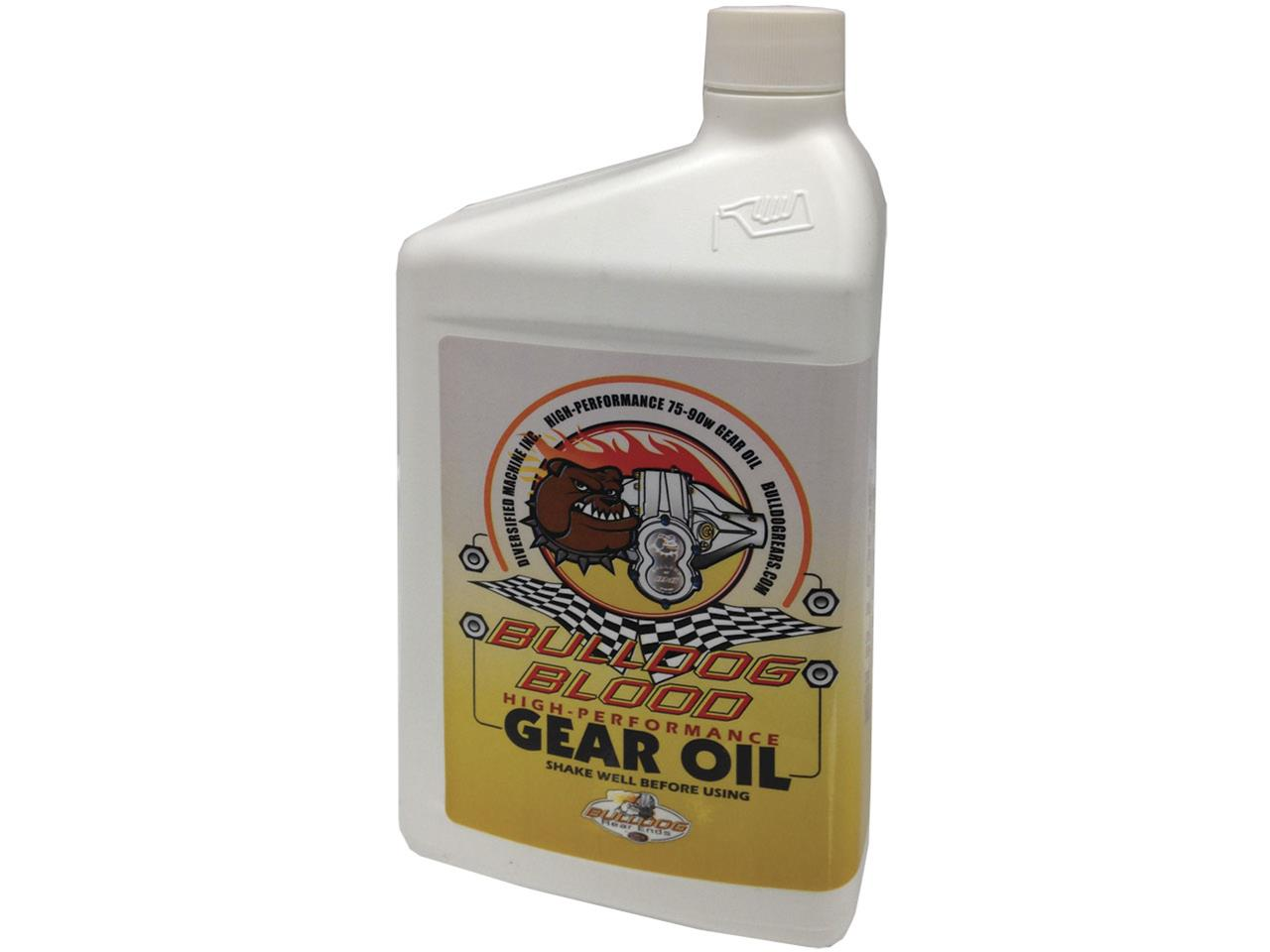 Bulldog Blood Gear Oil - (Quart)