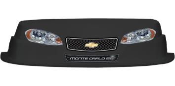 MD3 Evolution 1 Nose-Decal Combo - (Black - Monte Carlo)