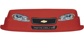 MD3 Evolution 1 Nose-Decal Combo - (Red - Monte Carlo)