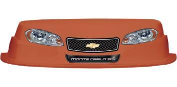 MD3 Evolution 1 Nose-Decal Combo - (Orange - Monte Carlo)